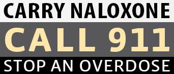 Carry Naloxone