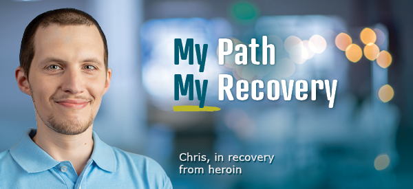 My Path My Recovery, Chris